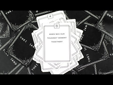 Explore the Relationships in Your Life | {THE AND} Card Game