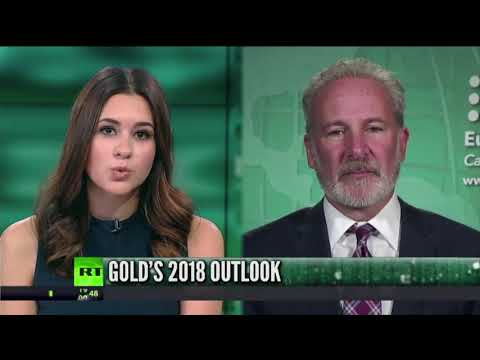 🔴 What's Good For Gold In 2018 May Be Bad For Bitcoin