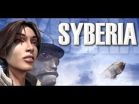 Стрим Syberia, (стрим сибирия) Полное прохождение Syberia №1⭐🔥