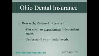 How to Find Affordable Ohio Dental Insurance (Contact One Source Benefits)