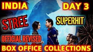 STREE BOX OFFICE COLLECTION DAY 3   INDIA   OFFICIAL   SUPERHIT   RAJKUMMAR RAO   SHRADDHA KAPOOR