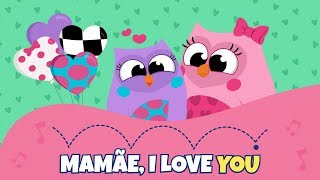 Mamãe, I love you! - Cante com Bubu - Bubu e as Corujinhas