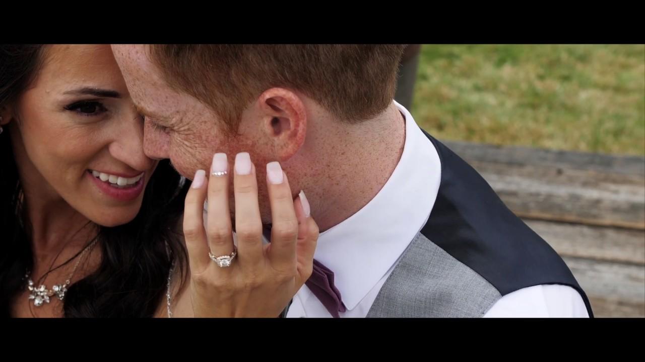 The Wedding Of Rachel & Mark in Deming, WA.