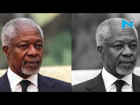 Former UN secretary Kofi Annan passes away at 80
