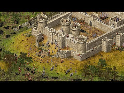 stronghold- -ep.-03- -invasion-force-sieges-island-fotress- -stronghold-hd-gameplay