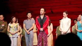 只今帝国劇場にて絶賛上演中のミュージカル『ミス・サイゴン』。体調不...