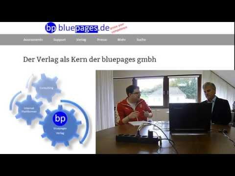 Bluepages GmbH wird zum Online Verlag