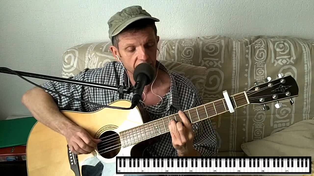 Le petit jardin - Jacques Dutronc - cover - YouTube