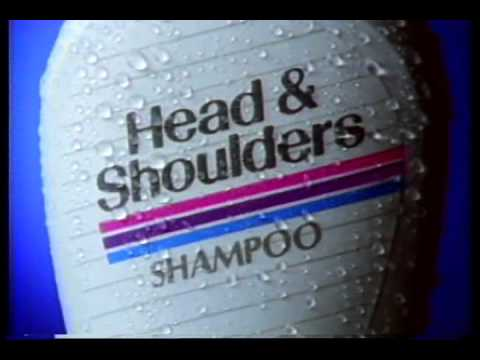 "Head & Shoulders ""Above The Rest"" 80s TV Commercial"