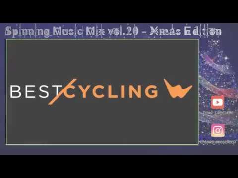 Spinning Music Mix vol.20 Xmas 2018 Edition   Descarga en la Descripción   Gráfica Bestcycling