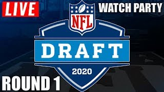 2020 NFL Draft Live Coverage
