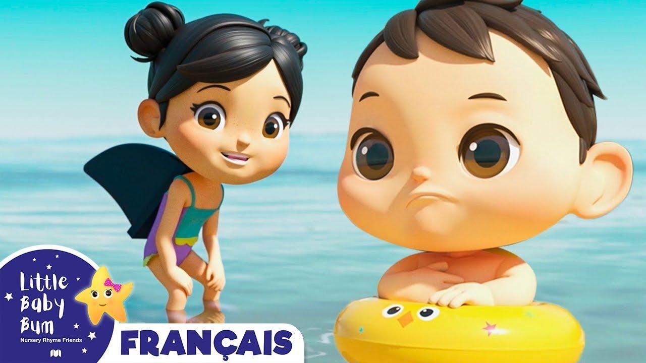 Download Allons Apprendre a Nager avec Bébé - Comptines pour Bébé | Little Baby Bum Français