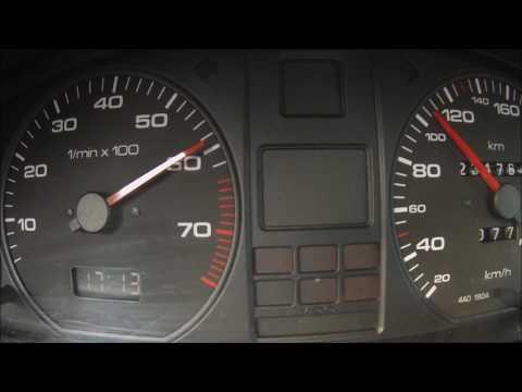 Audi 100 C4 2.8 V6 0-100 Acceleration