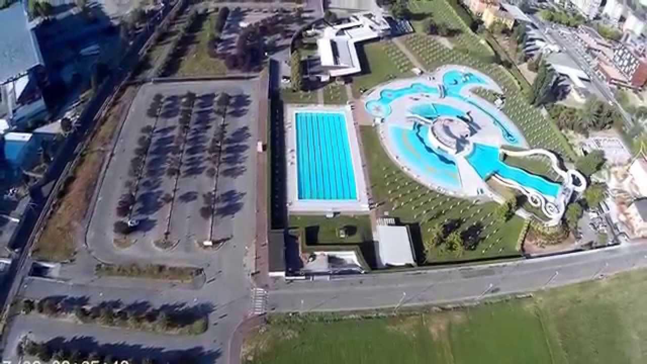 Piscina Reggio Emilia.Stadio Mapei Ed Acquatico Reggio Emilia Dji F450 Youtube