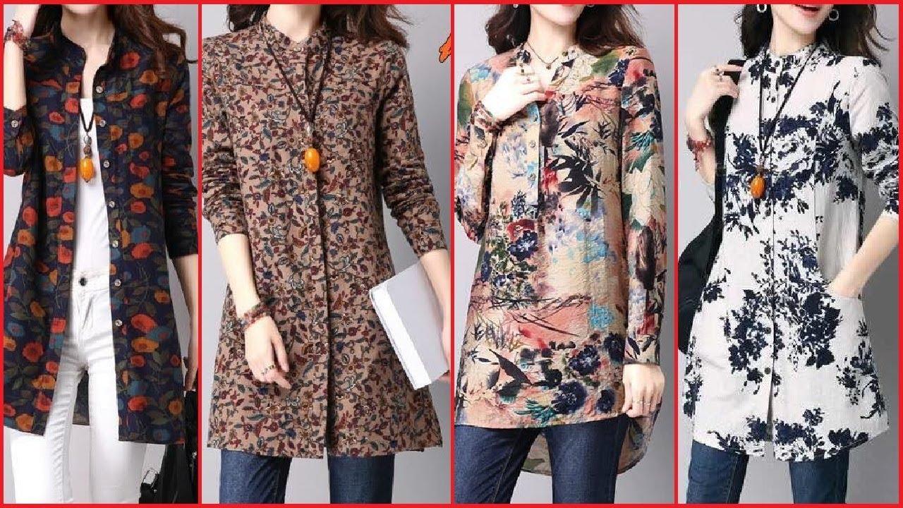 e0c212c89 Top Beautiful   Stylish Daily Wear Kurti Designs For Girls 2017 ...