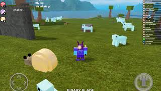 New hacked booga  ROBLOX booga olympics edited: check comments plz