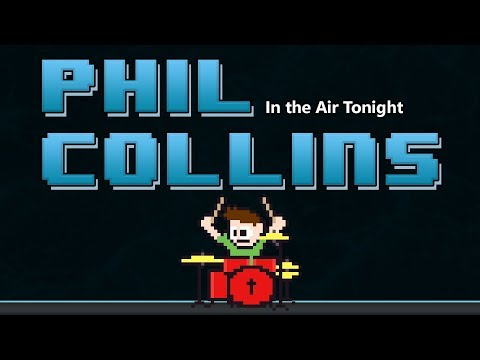 Phil Collins - In The Air Tonight (Drum Cover) -- The8BitDrummer