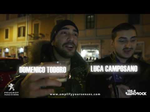 Peugeot Karaoke Rock Car 2016 - Luca Camposano e Domenico Todoro