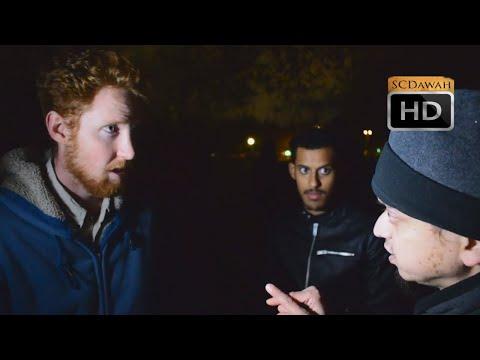 P1 - Staunch Truths! Mansur Vs Christian | Speakers Corner | Hyde Park