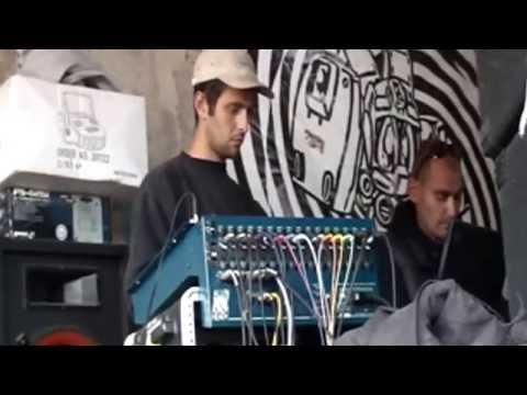 Puzzle Sound System -- Free Tekno Party in Carsoli (Italy, 2