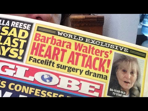 One Hour Relaxing Read, Personal Ads & Tabloid Stories, The Globe Magazine ASMR Soft Spoken