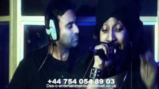 Team Des-C : Dil Chori Sada Ho Gaya (Hans Raj Hans) - Live for Brit Asia TV