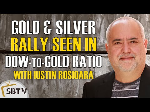 Iustin Rosioara - 100-year Dow-to-Gold Ratio Shows Gold & Silver Price Rally Ahead