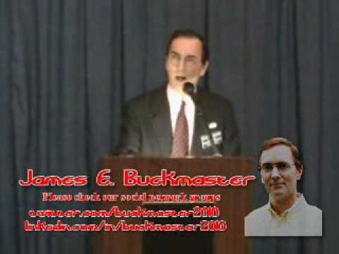 James Buckmaster vrs. ObamaCare