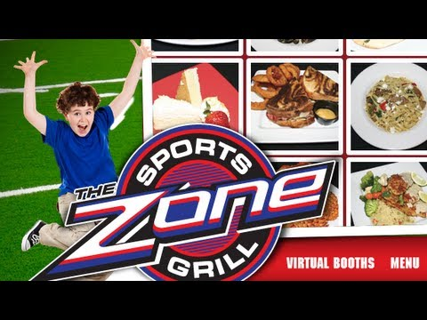 The Zone Sports Grill - Grande Prairie, Alberta - VIDEO Restaurant Pub Parties