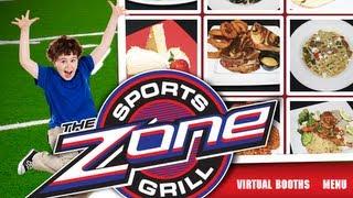 The Zone Sports Grill - Grande Prairie, Alberta - Video Restaurant Pub Parties