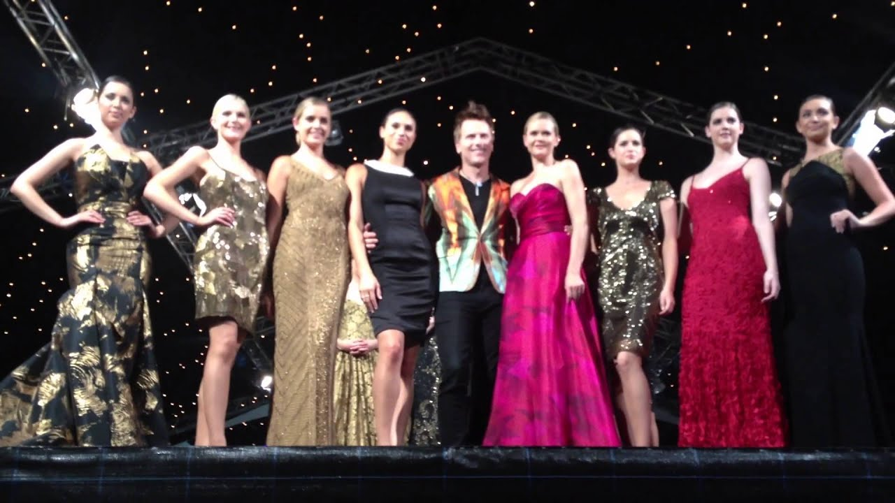 Rose Of Tralee Fashion Show