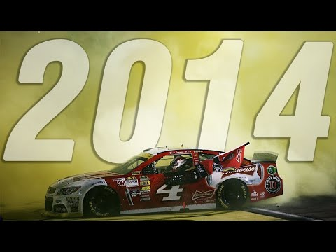 2014 NASCAR Music Video - Radioactive