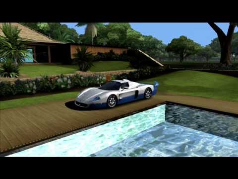 Il mio garage in test drive unlimited pc youtube for Progetta il mio garage