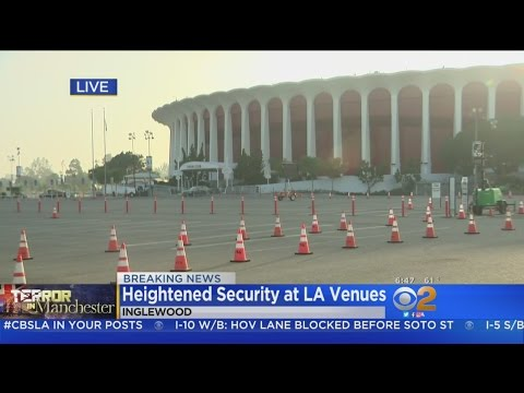 Security Tightened At LA Concert Venues