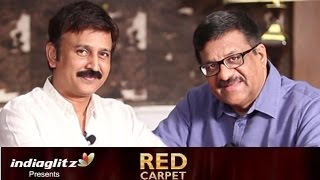 Ramesh Aravind Reveals Uthama Villain Secrets | Red Carpet Sreedhar Pillai Interview