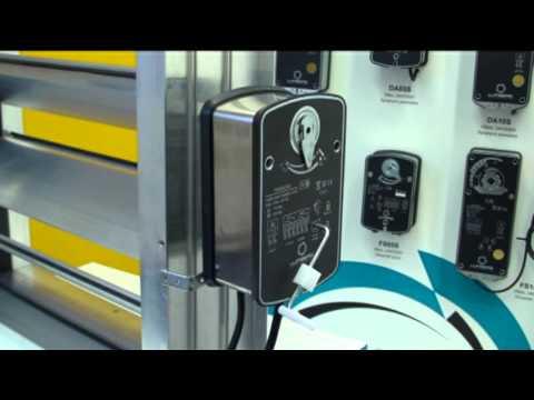 Инструкции управлении электроприводом LUFBERG FS_2013.06