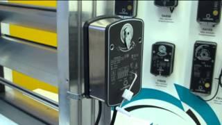 видео: Инструкции управлении электроприводом LUFBERG FS_2013.06