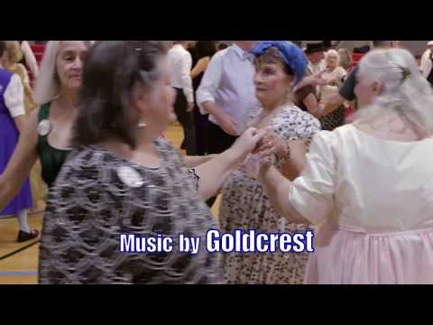 English Country Dance Fandango Weekend - Joseph Pimentel with Goldcrest - News From Tripoli