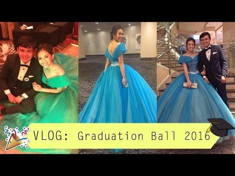 VLOG: Graduation Ball 2016