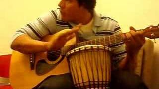 Guitar and Djembe