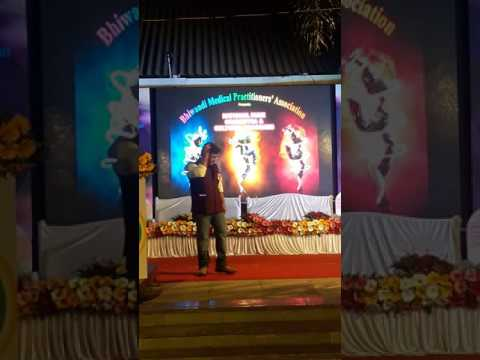 Song Jawani O  deewani....awesome performance by Dr.Arjun
