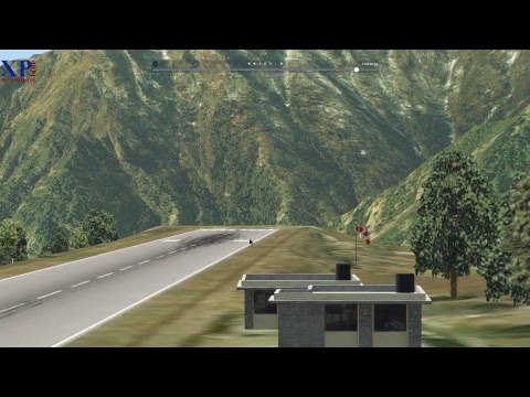 X-Plane Adventures:  EV-55 Beta 13.8 from Kathmandu to Lukla VNLK