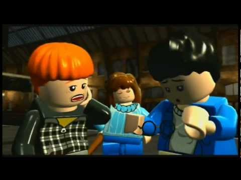 Lego Harry Potter in 99 Seconds