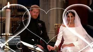 Свадьба года: принц Гарри и Меган Маркл