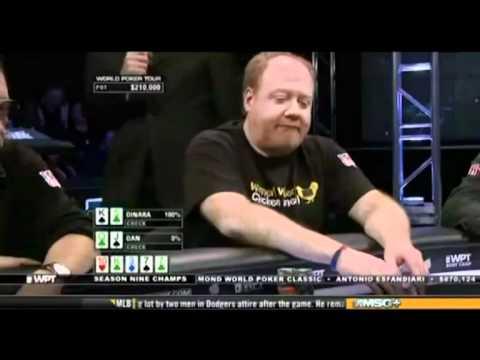 thần bài poker 2011 chỉ 22 tuổi 9 triệu dollars