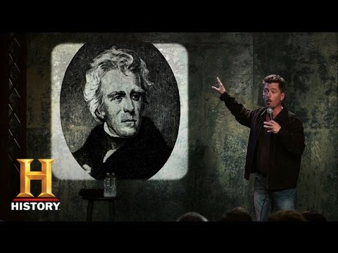 American Wiseass: The War of 1812   History