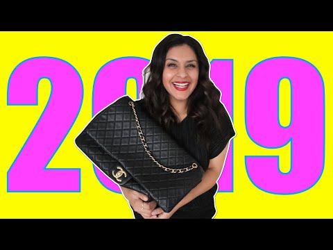 🤩 2019 MOST USED BAGS - *LUXURY HANDBAGS