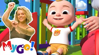 No No Play Safe Song   Sign Language For Kids   Kids Cartoon   CoComelon   ASL