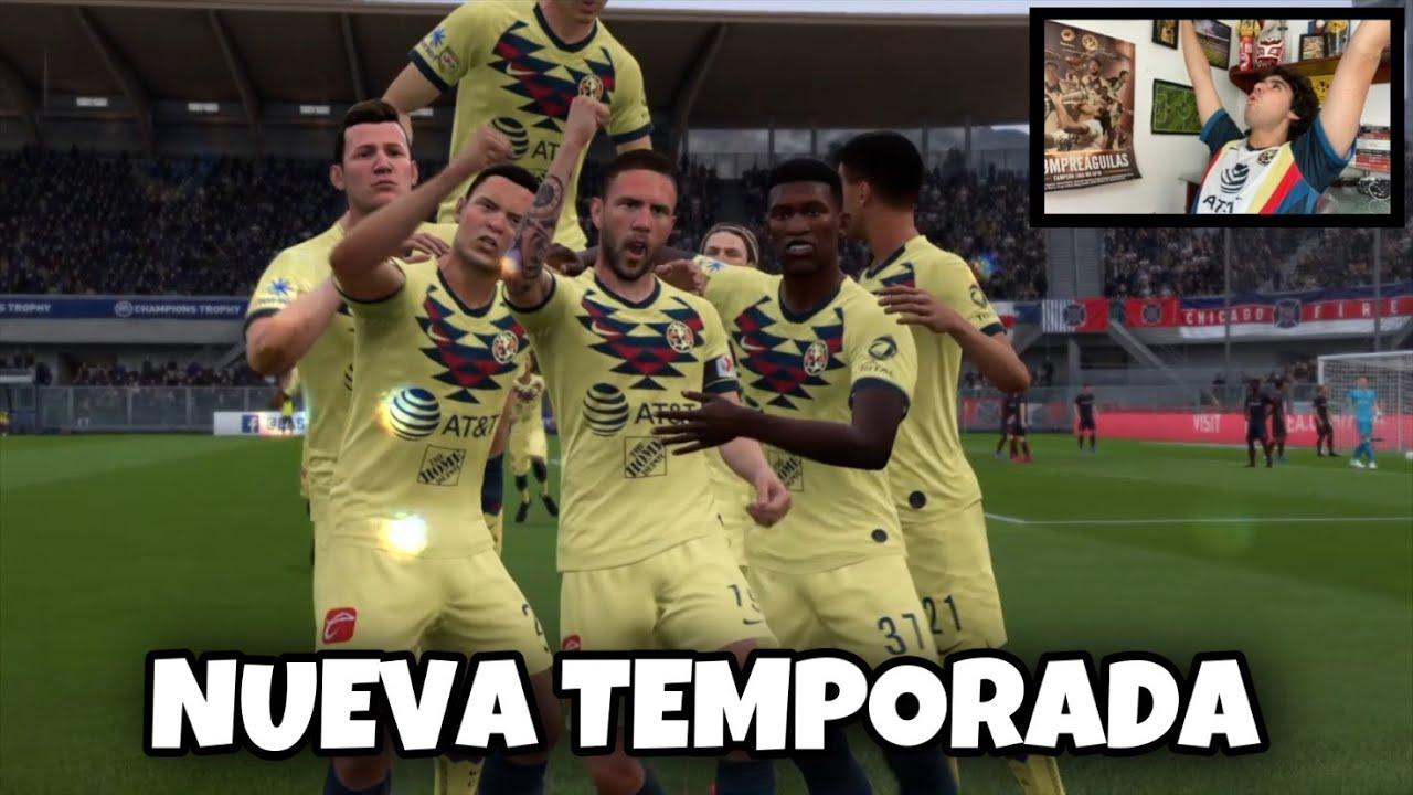 JUGANDO LA COPA GNP EN MODO CARRERA CON EL AMÉRICA | NUEVA TEMPORADA | CAPÍTULO 14 | FIFA 20