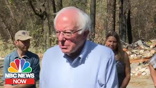 Bernie Sanders Announces Sweeping Climate Change Plan | NBC News Now